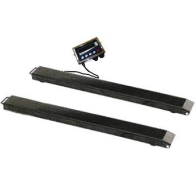 Весы стержневые нержавеющие ТВ4-600-0,2-Р(1200х90)-N-12h