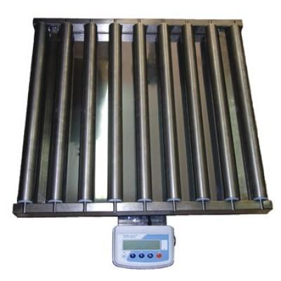 Весы рольганги ТВ1-2-0,5-(250х300)