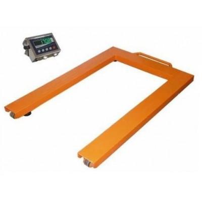 Весы для паллет IP67 ТВ4-300-0,1-U(1200х800х90)-12h