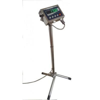 Весы низкопрофильные нержавеющие ТВ4-600-0,2-(1250х1250)-N-12h