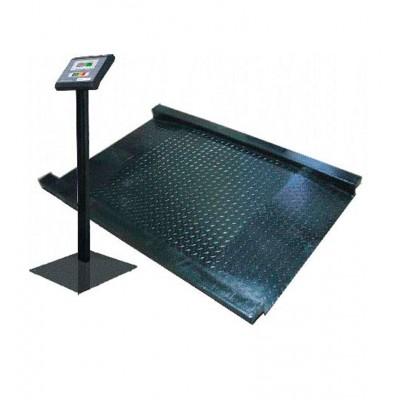 Весы платформенные ВН-600-4 (1250х1500)
