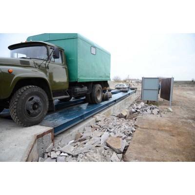 ВАТ-50-18 (Автомобильные весы) Днепровес