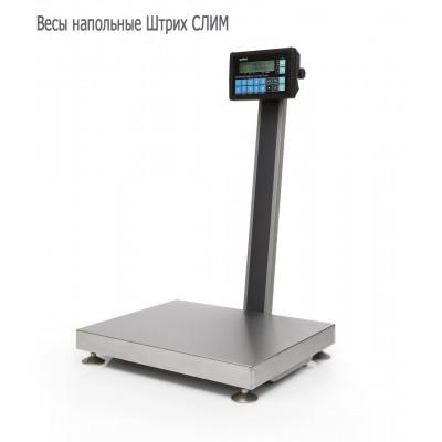 Весы напольные Штрих СЛИМ 500 60–10.20 Д3 А