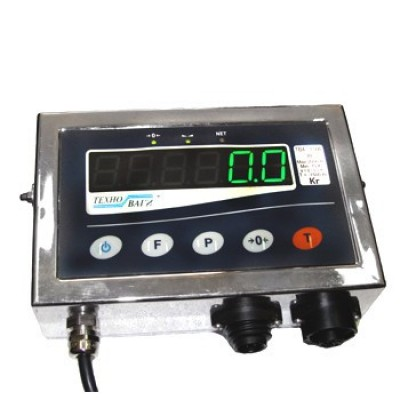 Весы реечные нержавеющие ТВ4-1000-0,5-Р(1200х90)-N-12h