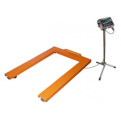 Весы электронные для паллет ТВ4-300-0,1-U(1200х800х90)-12
