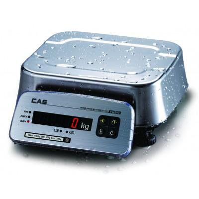 Весы настольные CAS FW-500E до 30 кг