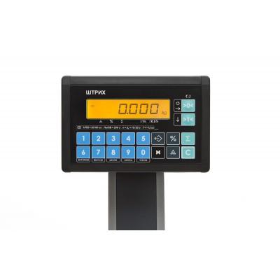 Весы напольные Штрих СЛИМ 500 150–20.50 Д3 А