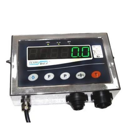 Балочные весы нержавеющие ТВ4-2000-0,5-Р(1200х90)-N-12h