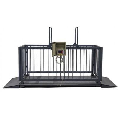 Весы РС1500-Х для взвешивания животных