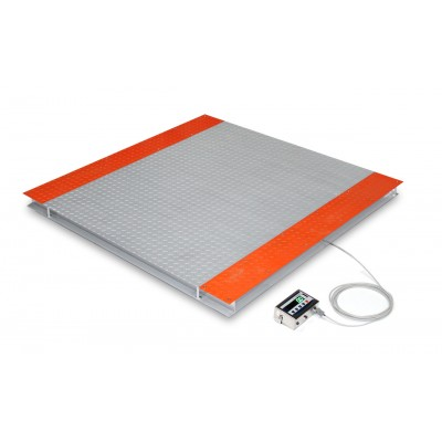 Весы нержавеющие до 2 тонн ТВ4-2000-0,5-(1250х1250)-N-12h