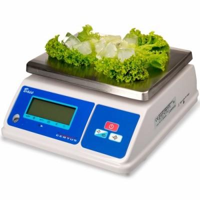 Влагозащищенные весы Base CBСв-1,5/3-0,5/1 (до 3 кг, пластик)