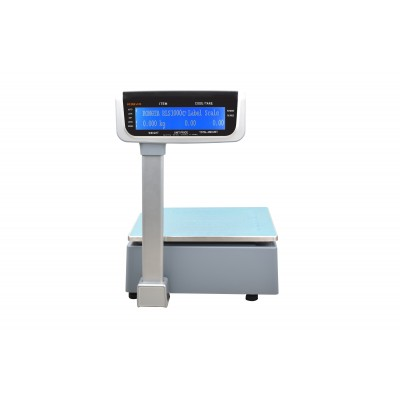 Весы с печатью этикеток RLS1000C