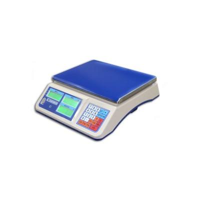 Весы торговые настольные электронные ВТНЕ-15Т1К-1