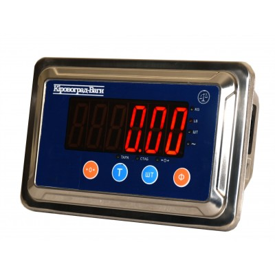 Весы товарные электронные ВТНЕ-150Н-5 (400*600)