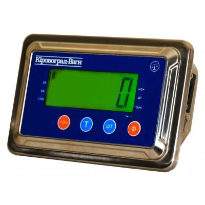 Весы товарные электронные ВТНЕ-100НК-5 (400*600)