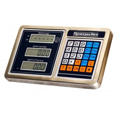 Весы торговые электронные ВТНЕ-60ТК-5 (400*600)