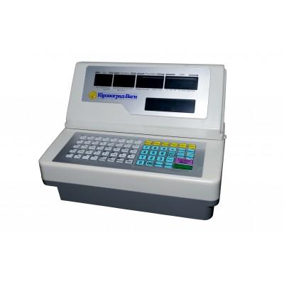 Весы с печатью этикеток ВТНЕ-ПРИНТ-300Т1-2
