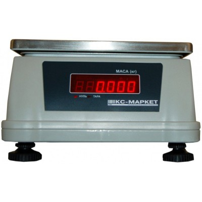 Весы общего назначения ИКС-Маркет ICS-3 PW