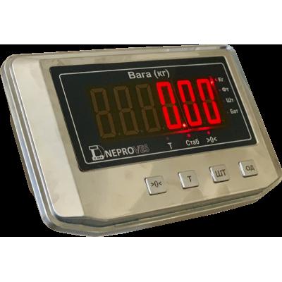 Товарные весы Днепровес ВПД608ДЕ 600кг