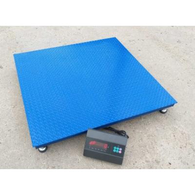 Платформенные весы серия 'Стандарт' 1000х1250 мм. 1000 кг. Горизонт