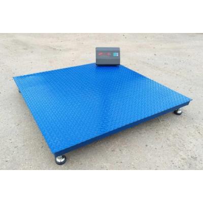 Платформенные весы серия 'Стандарт' 800х1000 мм. 3000 кг. Горизонт